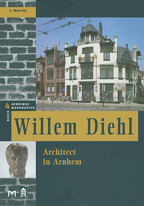 Willem Diehl. Architect in Arnhem