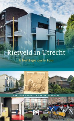 Boek: Rietveld in Utrecht. A heritage cycle tour